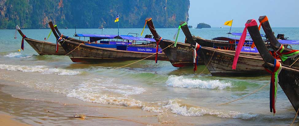 Monkeys & Beaches of Krabi,</br> Thailand thumbnail