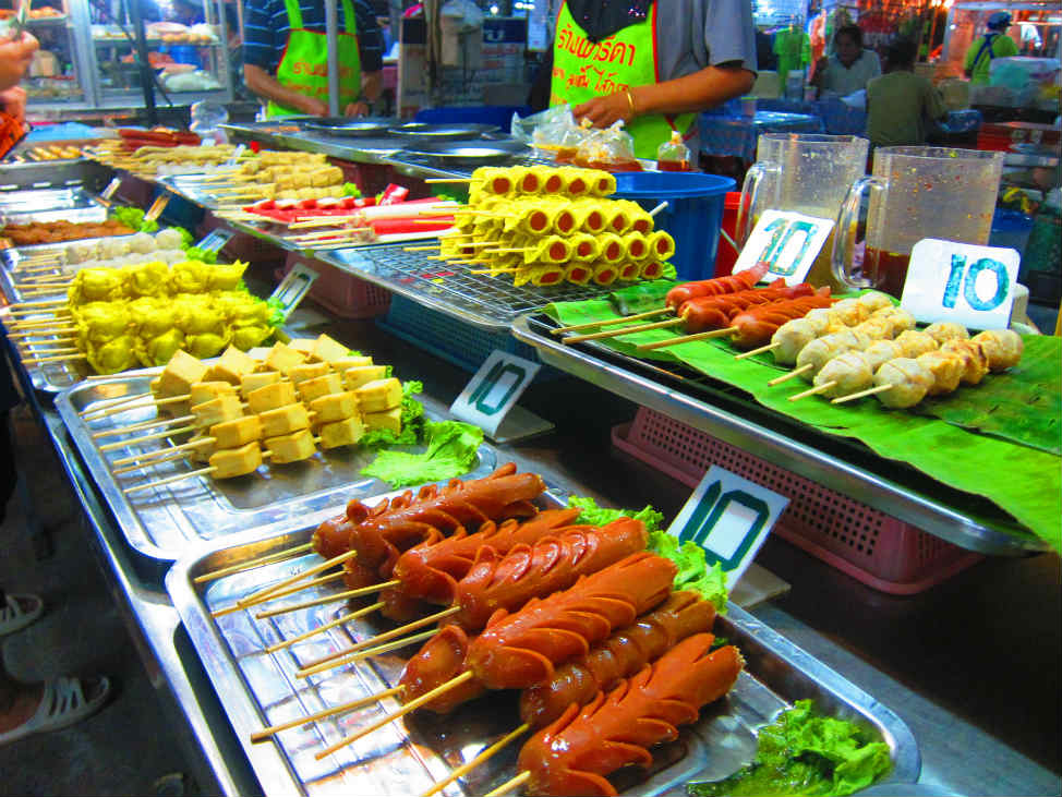 A taste of southeast asia travel food post 5 planet for Asia oriental cuisine