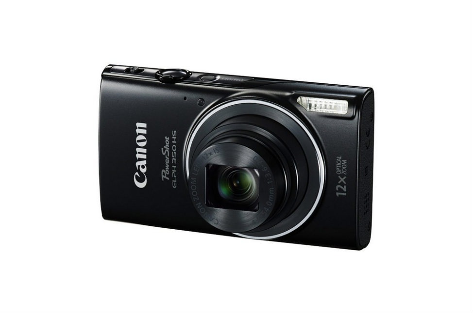 Canon Powershot 340HS - Best Camera for Travel Photography - Compact Under $250