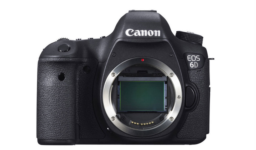 Canon EOS 6D - Best Camera for Travel Photography - DSLR Under $1600