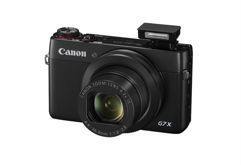 Canon Powershot G7X - Best Camera for Travel Photography - Compact Under $800