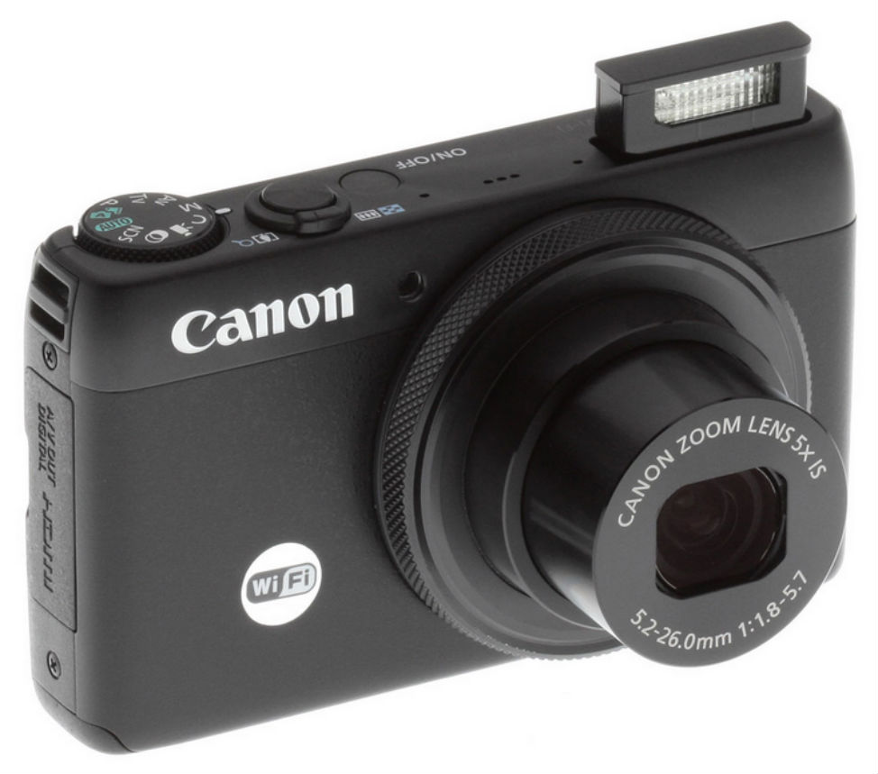 Canon Powershot S120 - Best Camera for Travel Photography - Compact Under $500