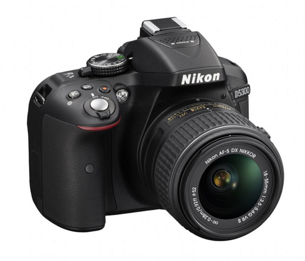Nikon D5300 - Best Camera for Travel Photography - DSLR Under $1000