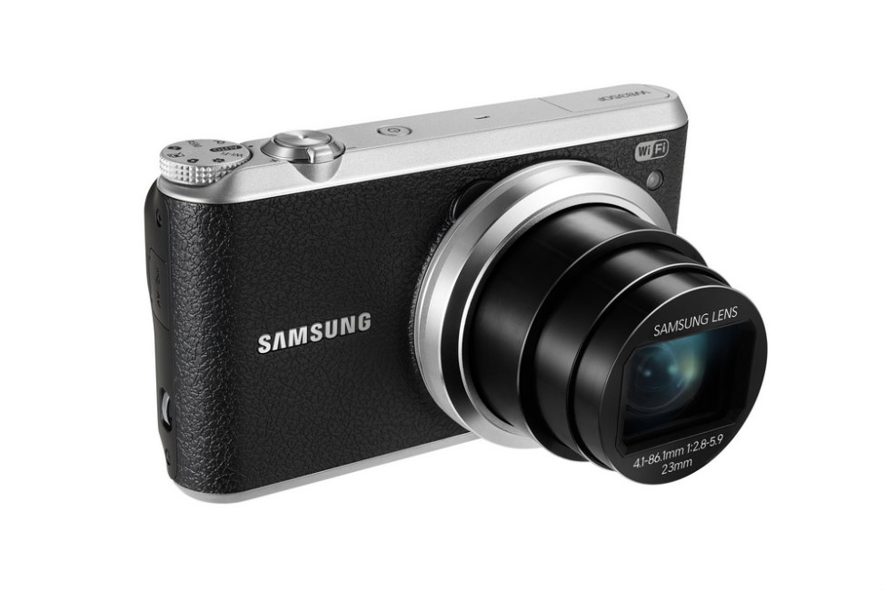 Samsung WB350F - Best Camera for Travel Photography - Compact Under $250