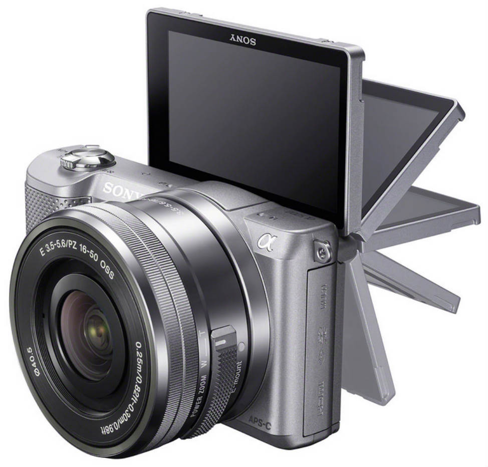 Sony Alpha a5000 - Best Camera for Travel Photography - Micro 4/3 Under $500