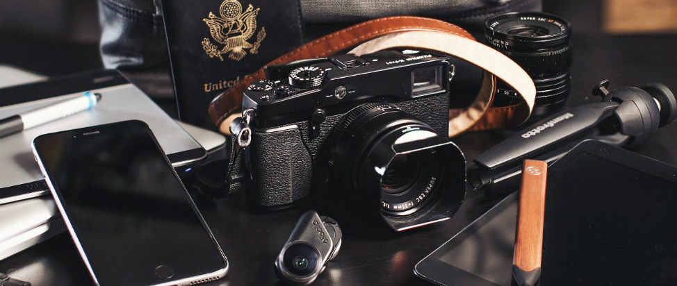 Top 10 Essential Travel Items