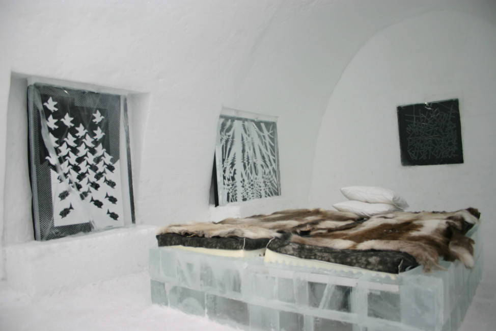 8 Most Unique Places to Stay on Earth Ice Hotel
