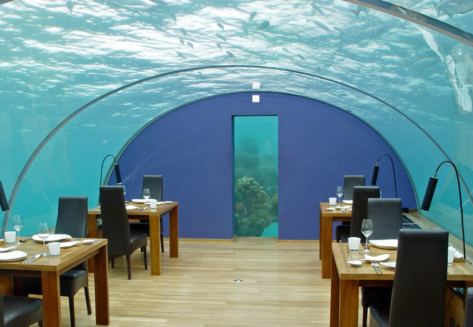 8 Most Unique Places to Stay on Earth Underwater Hotel