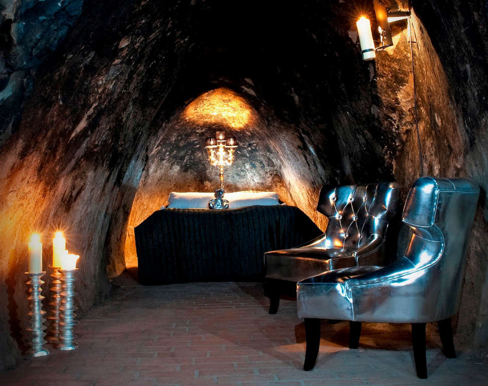 Underground Hotels - Most unique places to stay